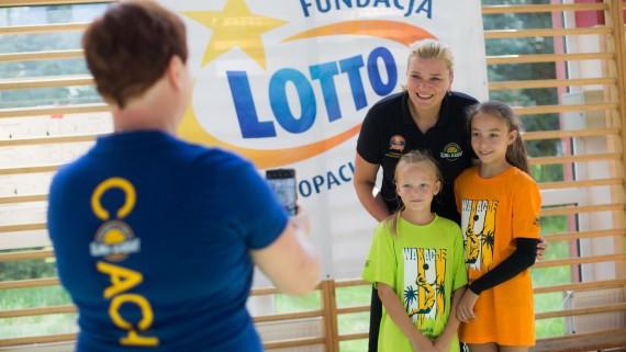 Małgorzata Glinka: w naszych sportowych wakacjach wzięło udział ponad 700 dzieci