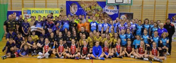 Siatkarskie otwarcie sezonu w KS Volley Turek