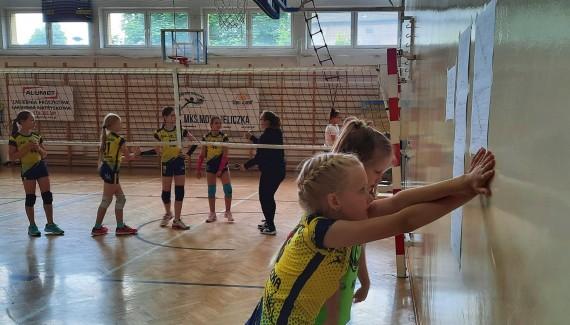 Świetna zabawa i medale w Wieliczce